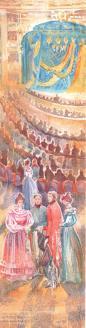 Мариинский театр - аверс
