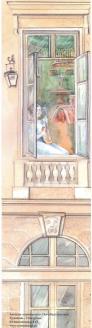 Петербургское окно -аверс 2
