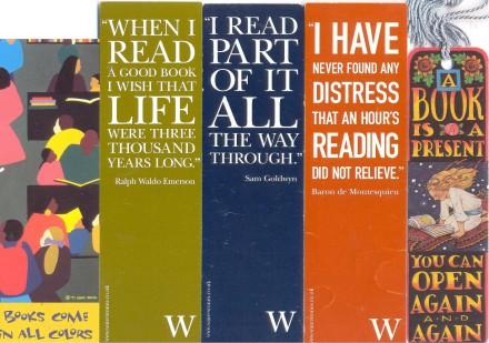 закладки о книгах и чтении 16
