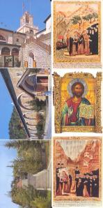 Страны мира - Кипр-Киккский монастыр и его святыни