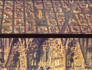Страны мира-Испания -Барселона-саграда дела фамилия