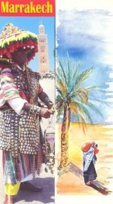 Страны мира-марокко-Марракеш