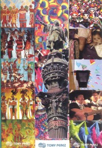 Страны мира-Мексика-тони перес