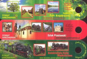 Страны мира - Польша-Гнезденский повят(район)