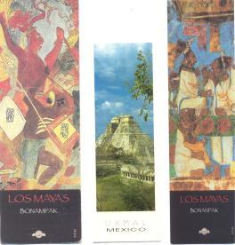 Страны мира Мексика майя 002